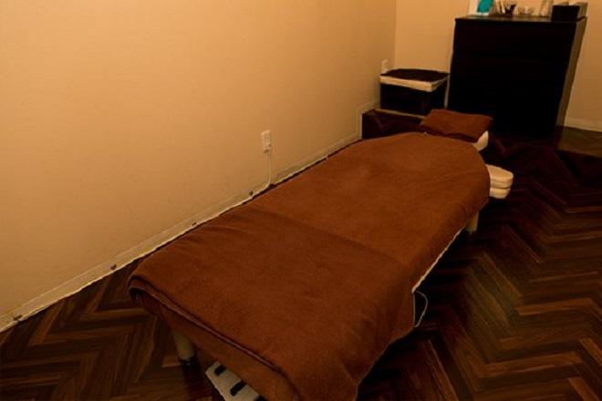 ベアハグ 大阪ドームシティ店 ベアハグオリジナルベッドを採用