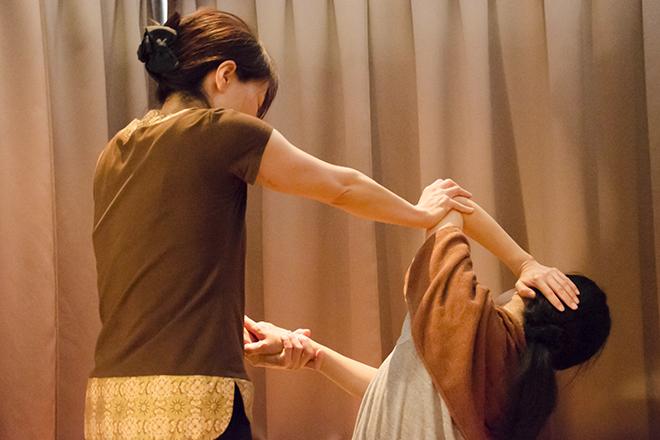 バーン・ハナ阪急三番街店 タイ王宮式セラピーでお体スッキリを実感!