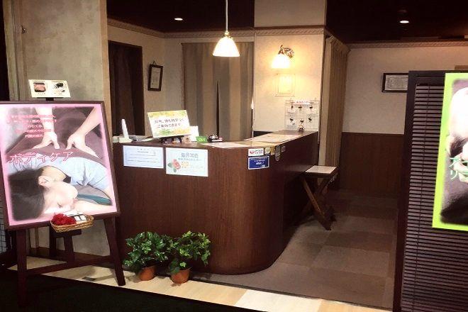 ルフラン チトセピア店 便利な「チトセピア」2階の駅チカサロン