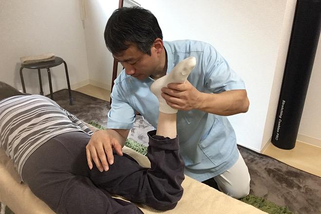 ザ・キュアーズ 東洋医学・解剖学に基づく施術です