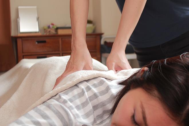 かわい指圧ルーム 肩や腰の張りもスッキリ♪ お疲れを癒します!
