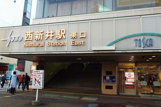 リラク 西新井トスカ店(Re.Ra.Ku) 西新井駅より30秒、駅直結のお店です
