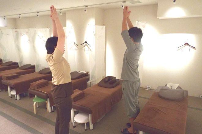 リラク 日比谷シティ店 お身体コンデションをチェックしてみましょう!