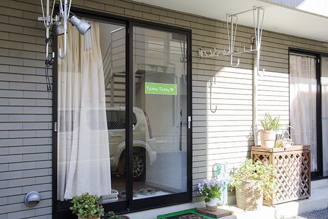 TamuTamu 閑静な住宅街にあるサロン