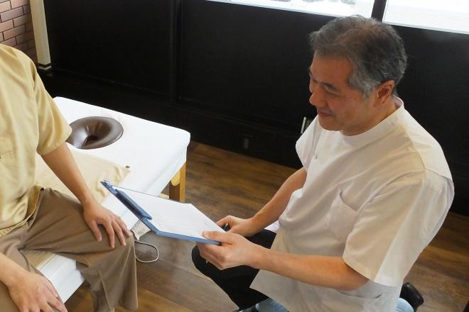 東邦マッサージ 横浜元町中華街 ご希望に合わせて施術を行うために☆