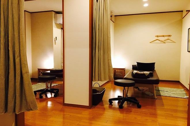 はり灸治療室ここつ 二俣川院 完全個室が4部屋