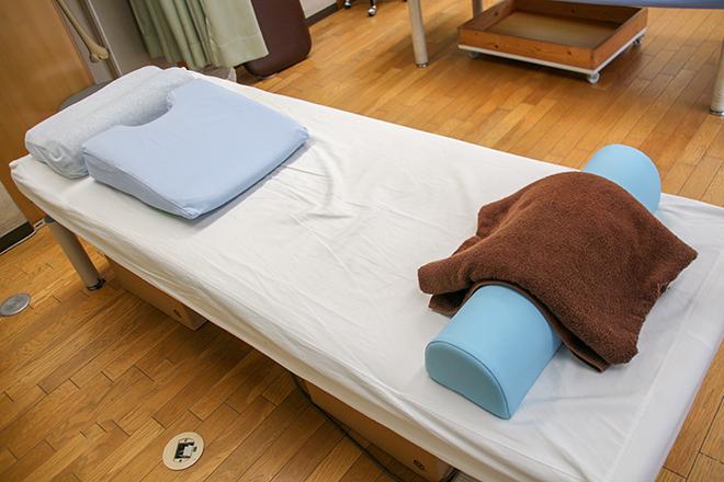 オアシス 広さがあり落ち着けるベッドでゆったりリラックス