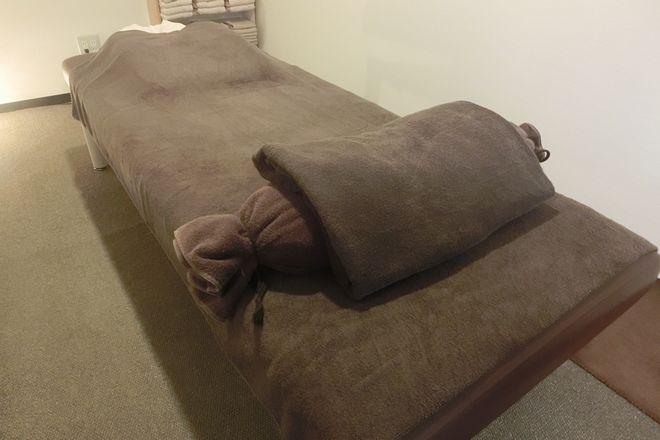 倉田屋 塩尻GAZA店 心地の良いベッドでリラックス♪