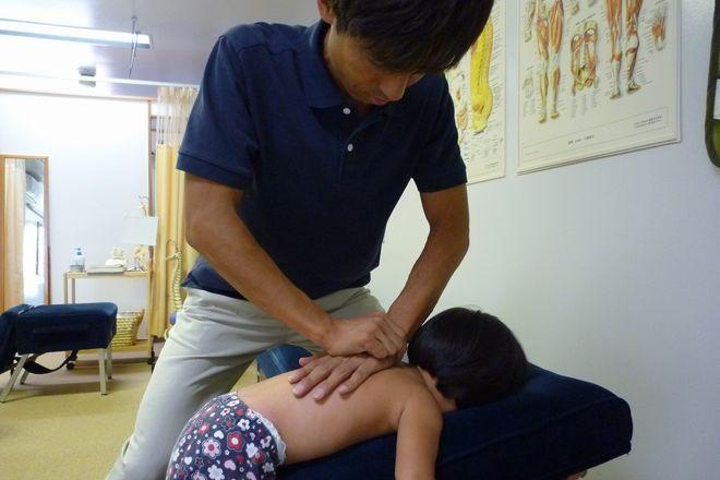 マハロ カイロプラクティックオフィス(Mahalo) 赤ちゃん子供も受けられる