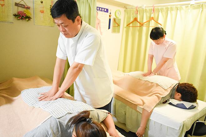 青龍中国整体院 熟練の技術と知識をフル活用してお疲れをケア