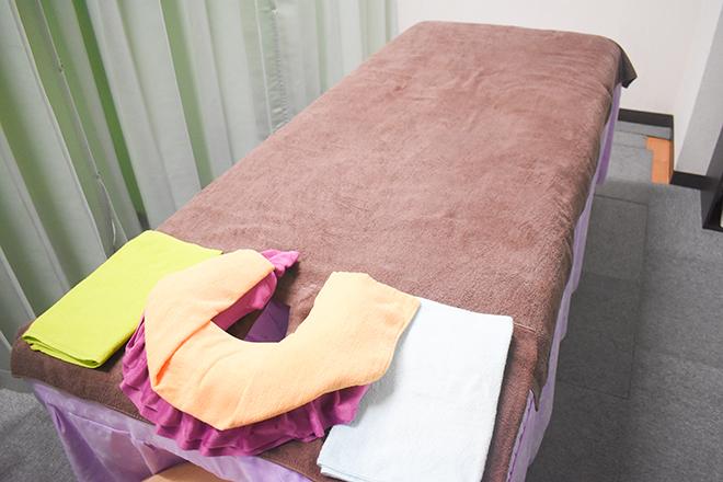 健康ハウス しっかりとした造りのベッドです
