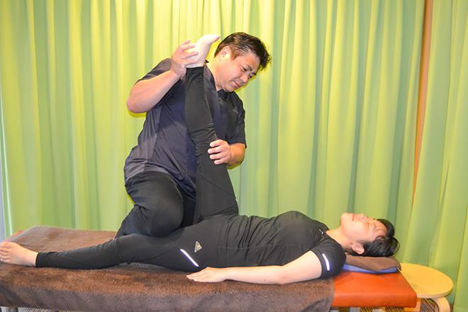 ユキカタ整骨院 筋膜リリース発想のほぐし術