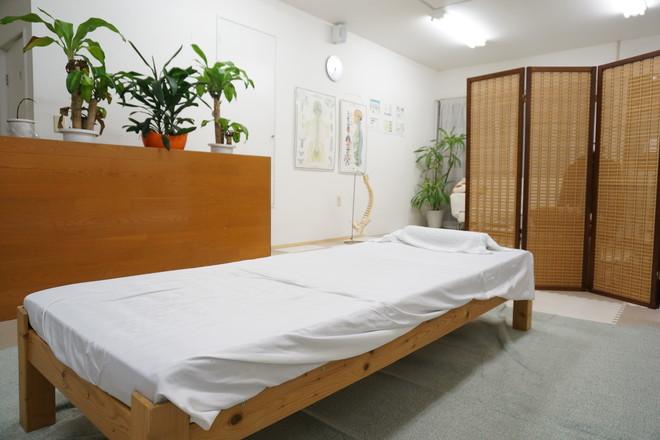 いしかわ 施術ベッド