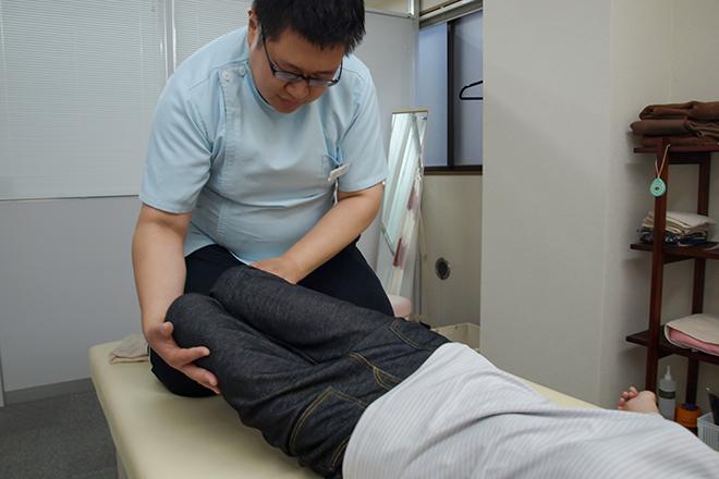 ボディバランス整体リセット 痛みのほとんどない施術です◎