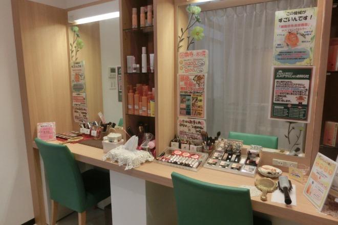 ププレエステサロン蔵王店 商業施設の中にございます。