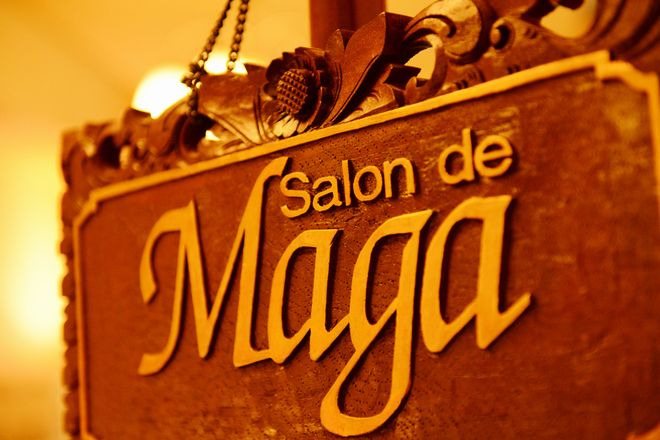 Salon de・Maga