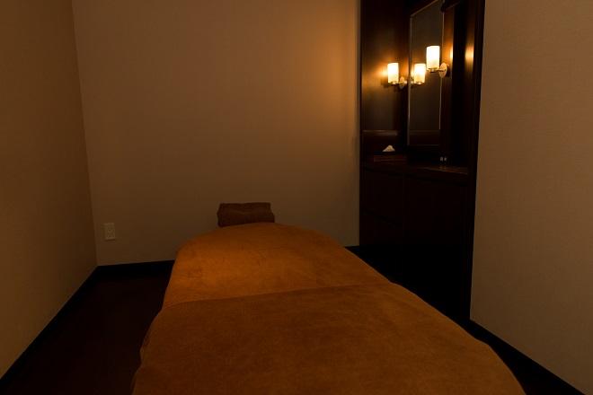 ベアハグ 柏髙島屋ステーションモール店 ベアハグオリジナルベッドを採用