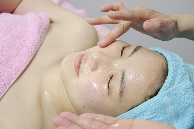 ミュー (エステサロン MYOU) お肌に合わせた化粧品をセレクト