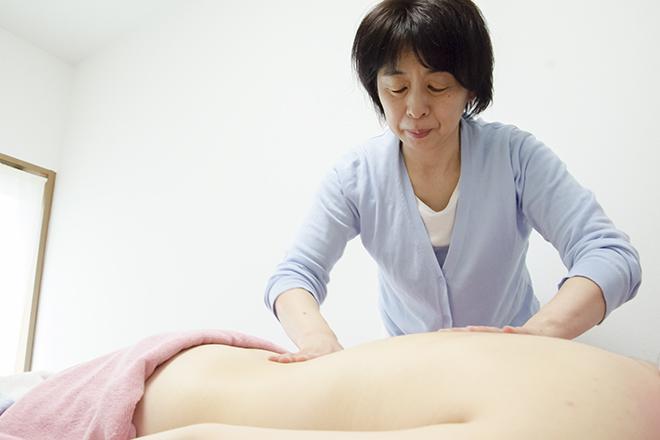 ミュー (エステサロン MYOU) お身体の反応をみていきます