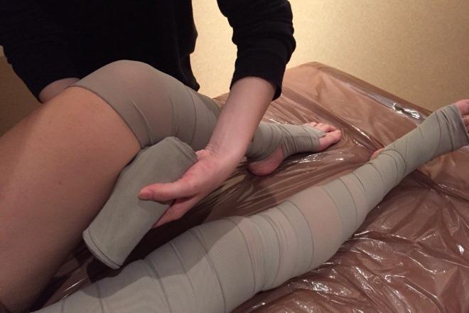 ラン(Relaxation Salon 蘭) むくんだ脚もすっきり美脚へ!