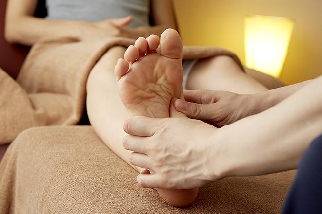 スパリラク こまき楽の湯店(Spa Re.Ra.Ku) 足のだるさ・重さ・冷えでお悩みの方に◎
