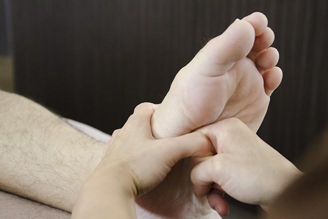 ほぐしやさん 糸島波多江店 心地よい手技で、足元から癒されてください