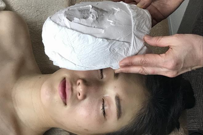 カムトゥルー(come true) 人気の【石膏パックつき】 小顔Vラインコルギ