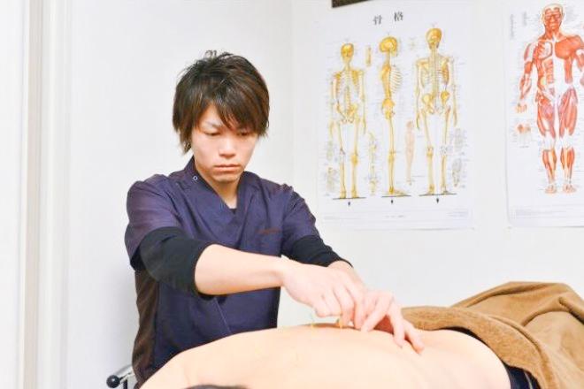 芦屋 楓鍼灸院 体の不調にお悩みの方は体のケアも行えます