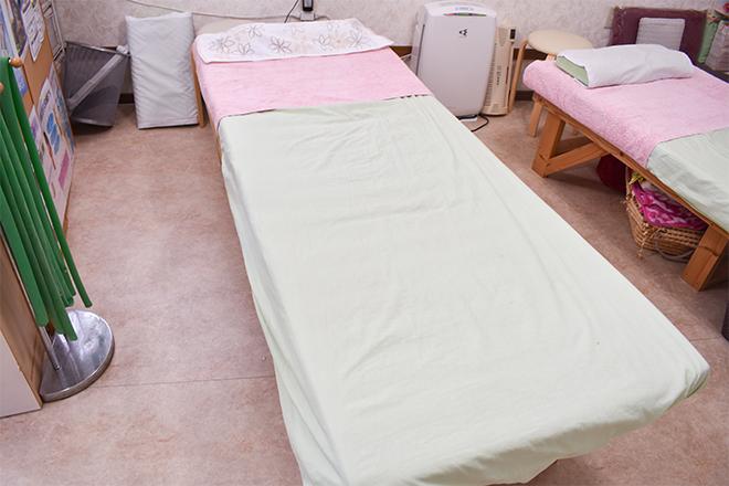 美容カイロサロン 恵 落ち着いて施術を受けていただける空間作り