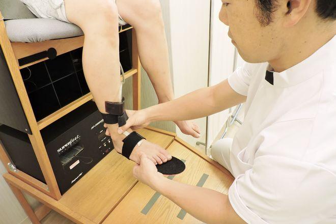 パワーマグネット整体 上野本店 専門の先生からも推薦をいただくほどの技術力