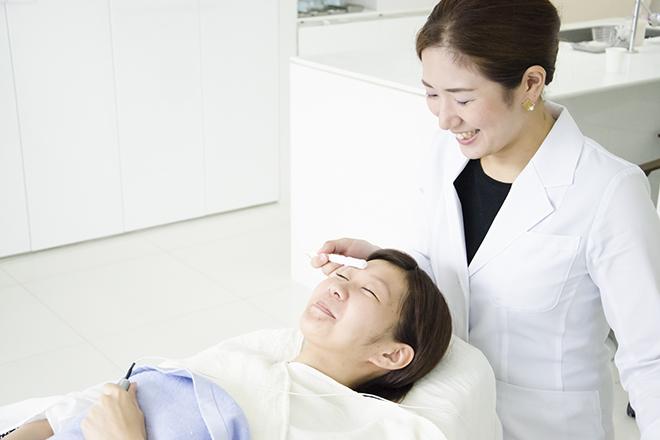 肌能力回復フェイシャルスタイリストサロン渋谷店 美容成分の浸透効果がとても高い「イオン導入」