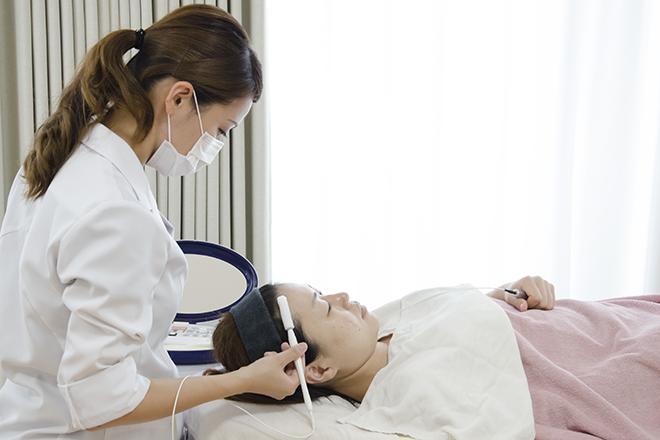 肌能力回復フェイシャルスタイリストサロン東中野店 イオン導入でお肌の奥まで美容成分を浸透