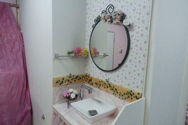 アリア(Beauty Salon Aria) お手洗いに癒しを!