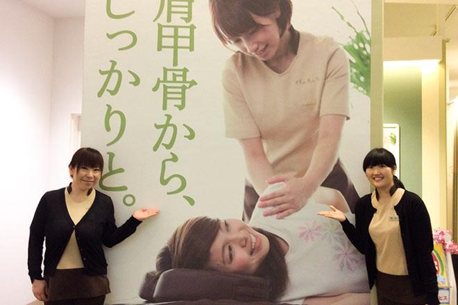 リラク モラージュ菖蒲店(Re.Ra.Ku) コミュニケーションを大切にしています!