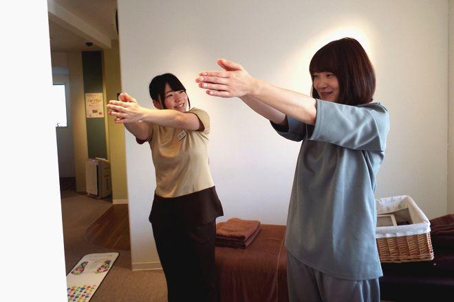 Re.Ra.Ku 秋津店 柔軟性・バランスのチェック