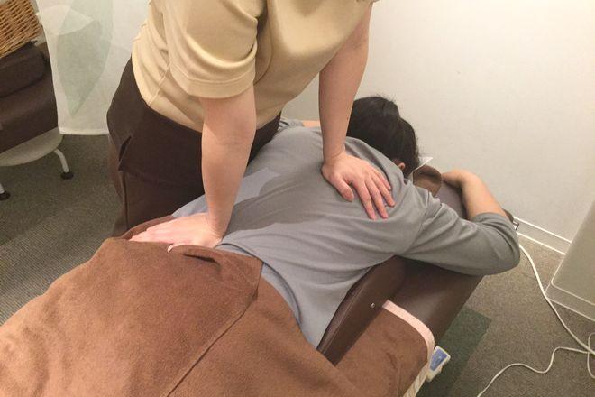 リラク 島忠ホームズ草加舎人店(Re.Ra.Ku) 痛い施術はありません!適切な強さでボディケア