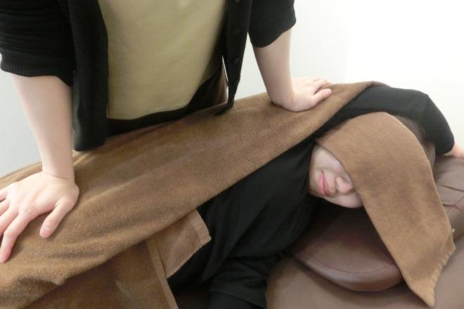 Re.Ra.Ku ミスターマックス湘南藤沢店 腕のストレッチもします!!