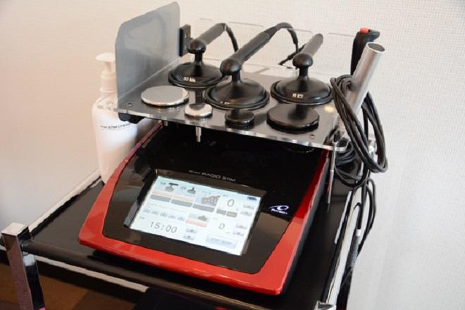 ライフプラス(二子玉 Chiropractic Life+) 世界で絶賛!最新の温熱治療器!