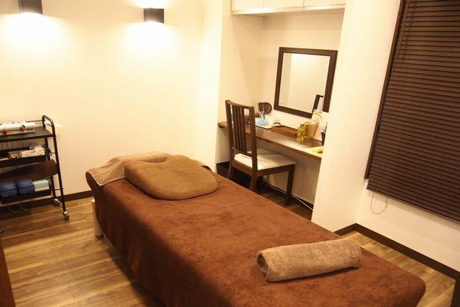 大阪屋鍼灸治療院 Harityth 落ち着いた空間でリラックスしながら施術を