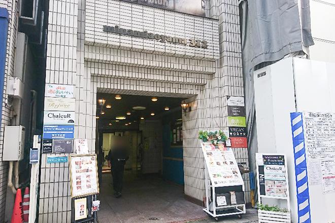 表参道駅から徒歩2分の好立地!