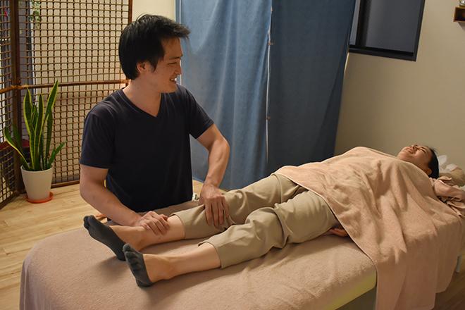 サプリ(Relaxation Space Supple) 毎日疲れがたまる≪足≫のケアも