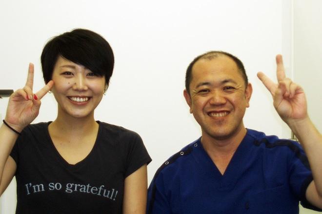 飯田橋健美整体院 本当の笑顔を取り戻しました