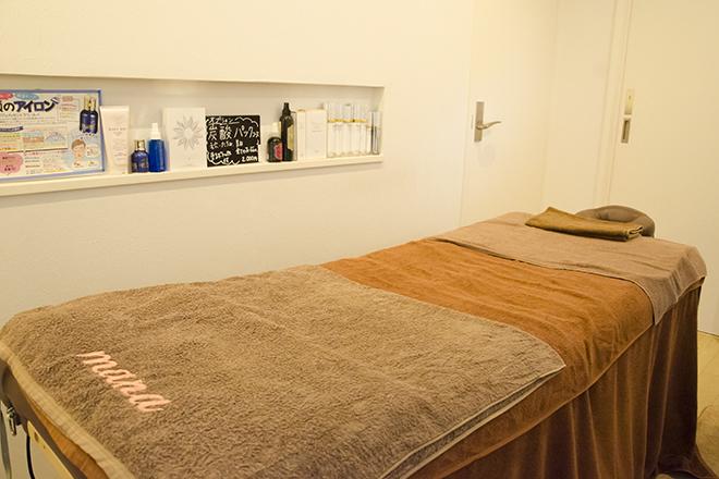 完全個室のゆったりスペース