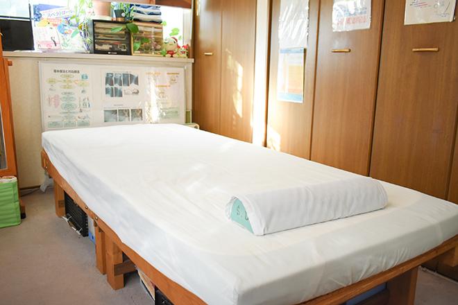 久保健康整体院 こちらが施術台です◎くつろいでお待ちください