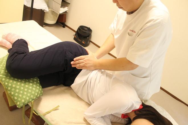 江口長生治療院 ★妊婦さんにも優しい施術です★