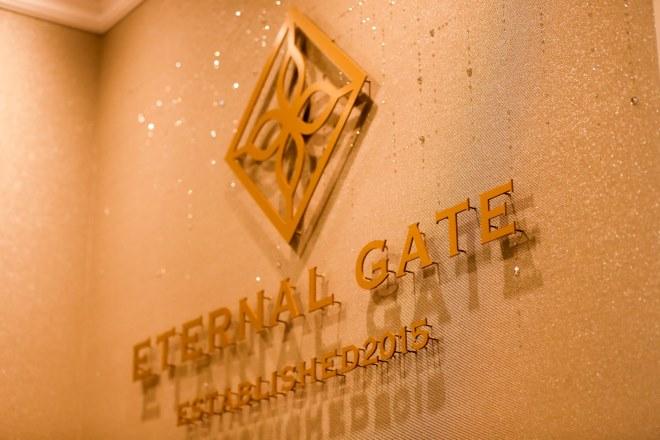 ETERNAL GATE ≪エターナルゲートロゴ≫