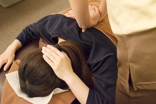 リラク エキア成増店(Re.Ra.Ku EQUiA) 肩や首回りがお辛い方に肩甲骨ケア!