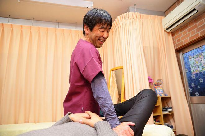 リンパ整体院かえる お客様一人一人の状態に合った施術を行っています