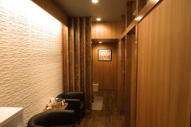 もりかわ鍼灸治療院 ゆっくりくつろげるスペース