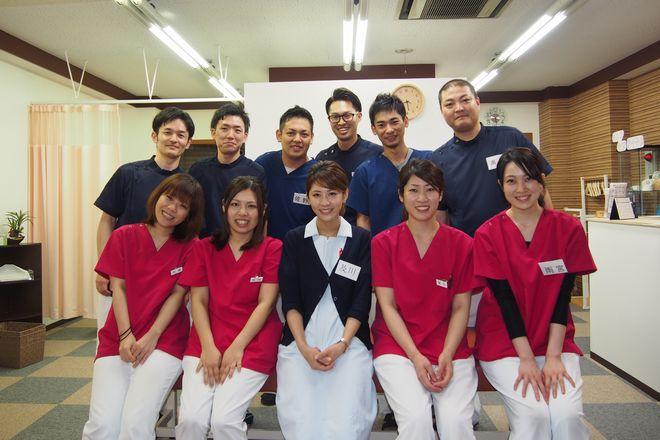 にじいろ鍼灸整骨院 町田院  スタッフみんなでお待ちしております。
